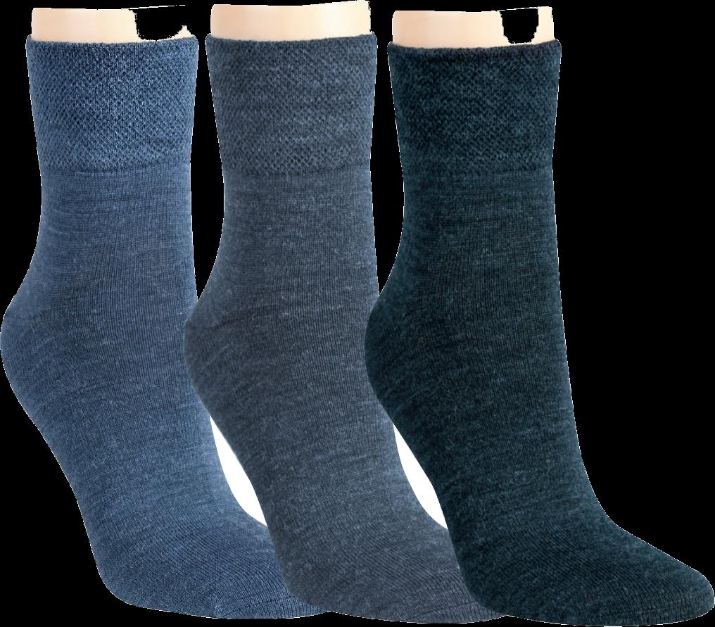 suche nach dem besten online Shop Dauerhafter Service Zurli Socken - ohne Elast und mit weichem Elast