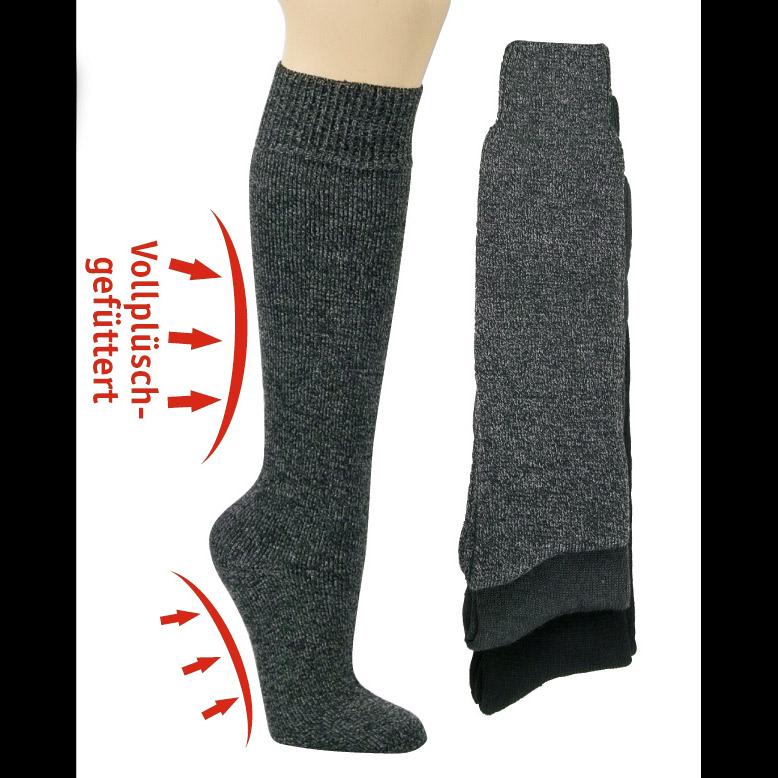 Zurli Socken Thermosocken